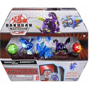 Spin Master Bakugan Armored Alliance: Baku-Gear Pack Batrix Ultra & Baku-Gear Ramparian Ultra