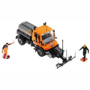 Dickie Toys Road Service Όχημα 21cm (203414492)