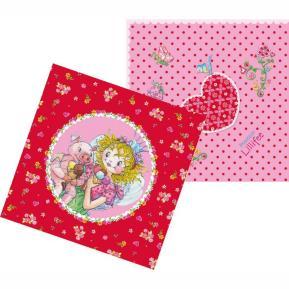 Χαρτοπετσέτες για πάρτυ - Princess Lillifee 20τμχ