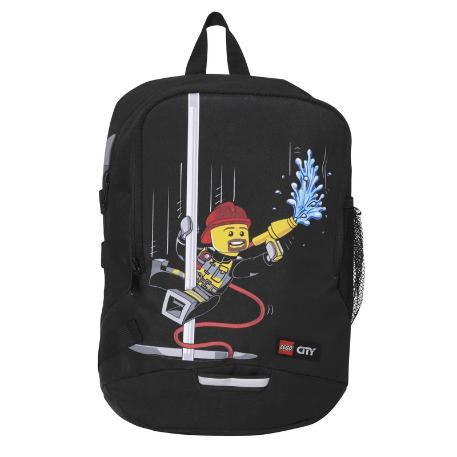 Τσάντα Δημοτικού Lego City Fire V-Line 10029-1601-0