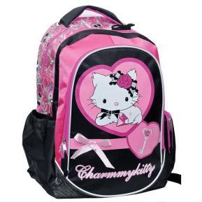 Τσάντα Δημοτικού Οβάλ Kitty 335-09031