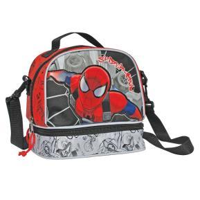 Τσαντάκι φαγητού Spiderman Ultimate Turbo