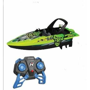 Nikko RC Race Boat Green 34-10071