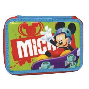 Κασετίνα Διπλή Γεμάτη Mickey Sports