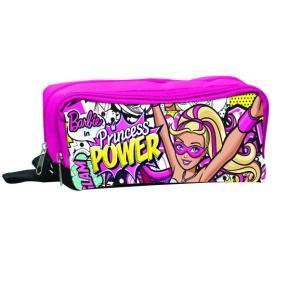 Κασετίνα Οβάλ Barbie Princess Power