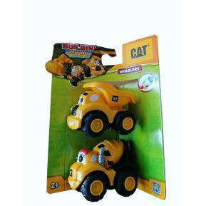 Cat Buildin Crew Φορτηγό και Μπετονιέρα (80405)