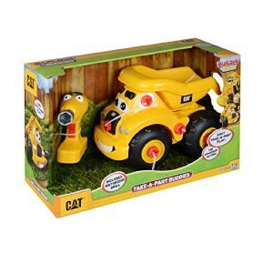 Cat Junior- Take-A-Part Buddies Dump Truck Haulin