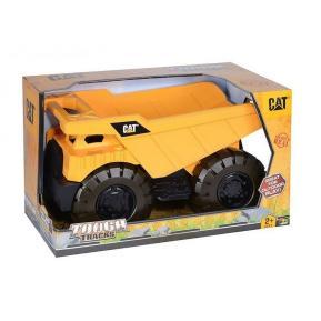 Cat Preschool Dump Truck Rugged Machine