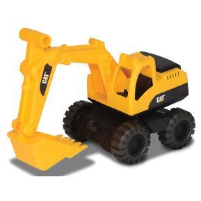 Cat Prescool- Excavator Rugged Machines (82035)