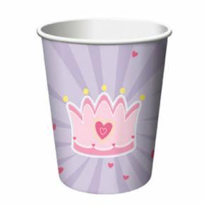 Ποτήρια για πάρτυ - Fairytale Princess 8τμχ