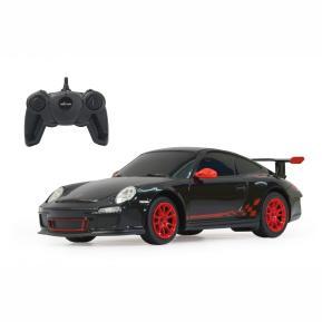 Jamara Rastar RC Porsche GT3 RS 1:24 Black 2,4GHz 404095