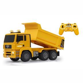 Jamara RC Dump Truck MAN 1:20 2,4GHz