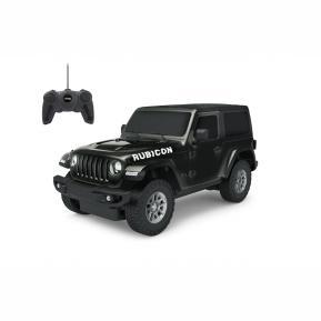 Jamara RC Jeep Wrangler JL 1:24 Black 27MHz