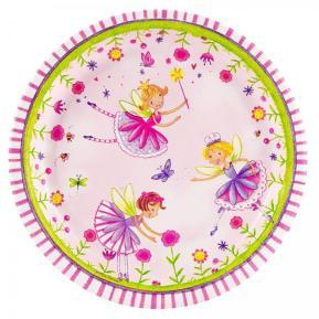Πιατάκια για πάρτυ - Garden Fairy 8τμχ