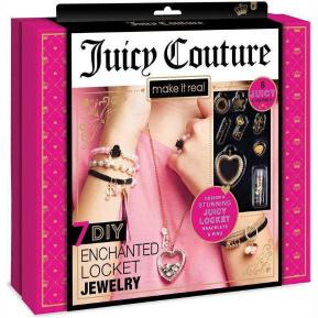 Make It Real Juicy Couture Enchanted Locket Jewerlry