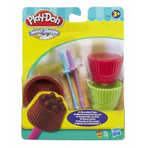 Hasbro Play-Doh Mini Sweets Tools Chocolate Pops (49654)