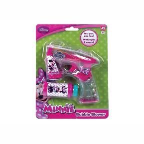 Όπλο Μπουμπουλήθρες με Φώς Minnie