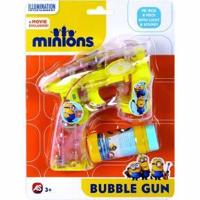Όπλο Μπουρμπουλήθρες Minions με Φώς και Ήχο