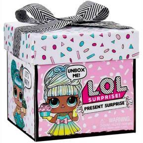 Giochi Preziosi L.O.L. Surprise! Κούκλα Present 570660E7C