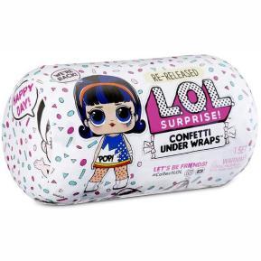 Giochi Preziosi L.O.L Surprise Κούκλα Confetti Under Wraps 571469E7C