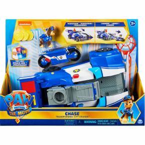 Spin Master Paw Patrol Σούπερ Όχημα του Chase - Η Ταινία 6060759