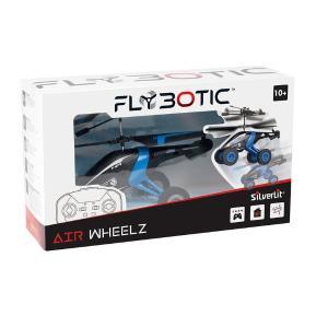 AS Company Silverit Τηλεκατευθυνόμενο Ελικόπτερο Air Wheelz Μαύρο Μπλε