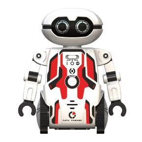 AS Company Sylverit Ηλεκτρονικό Robot Maze Braker Άσπρο-Κόκκινο