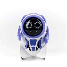 Ηλεκτρονικό Robot Pokibot Μωβ (7530-88529)