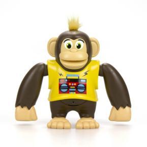 Silverlit Ηλεκτρονικό Ρομπότ Ycoo And Friends Chimpy Χιμπαντζής (7530-88564)