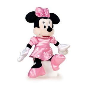 Λούτρινο Minnie Mouse με σατέν ρούχο 30cm 760016802