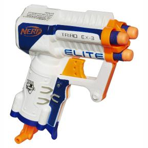 Nerf Ν-Strike Elite Triad EX-3
