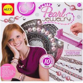 Alex Toys - Κατασκευή Κοσμήματα Pretty Pearl