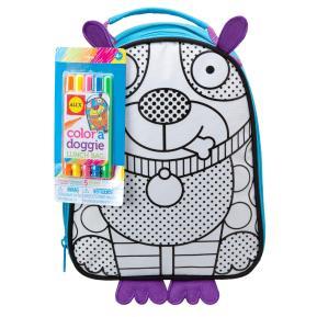 ALEX Toys Color a Lunch Bag -Τσαντάκι Φαγητού Σκυλάκι (506D)