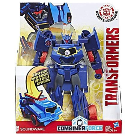 Hasbro Transformers Rid 3 Soundwave (B0067)-0