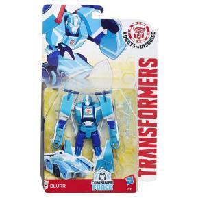 Transformers Robots in Disguise Combiner Force Warriors Class Blurr