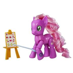 My Little Pony Explore Equestria Poseable CheeriLee (B3598)