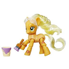 My Little Pony Explore Equestria Poseable Applejack (B3598)