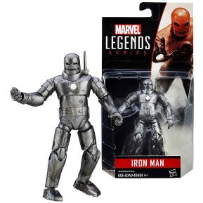 Marvel Legends Figure Iron Man 10cm (B6356)