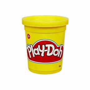 Play-Doh Μονό Βαζάκι Κίτρινο 112gr
