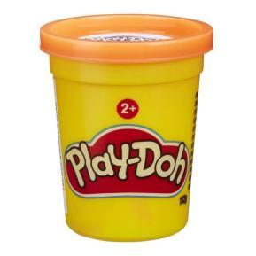 Play-Doh Μονό Βαζάκι Πορτοκαλί 112gr