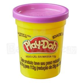 Play-Doh Μονό Βαζάκι Μωβ 112gr
