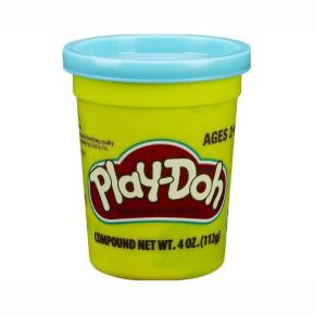 Play-Doh Μονό Βαζάκι Γαλάζιο 112gr