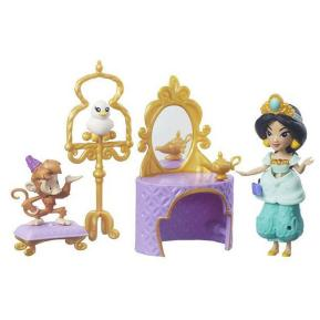 Disney Princesses Small Doll Story Moments Jasmine (B5341)