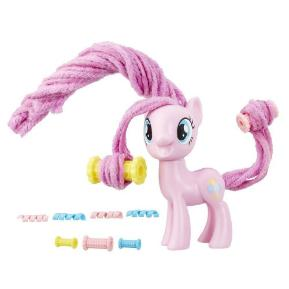 My Little Pony Twisty Twirly Hair Styles Pinkie Pie (B8809)