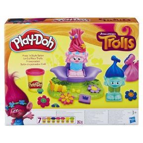 Play-Doh Trolls Press N Style Salon (B9027)