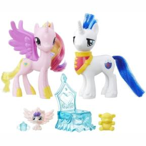 Pony Friendship Princess Cadance & Shining Armor (B9160)