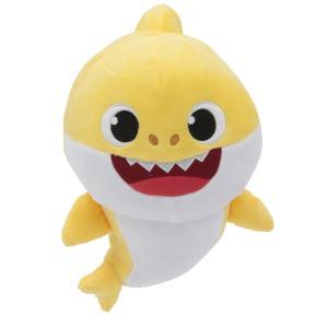 Giochi Preziosi Baby Shark Family Λούτρινο Με Ήχους Κίτρινο (BAH01000)