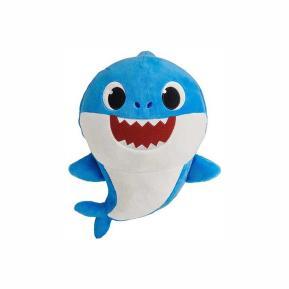 Giochi Preziosi Baby Shark Family Λούτρινο Με Ήχους Μπλε (BAH01000)
