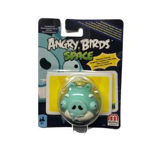 Mattel Angry Birds Φιγούρα Frozen Mustache Pig με κάρτες δύναμης