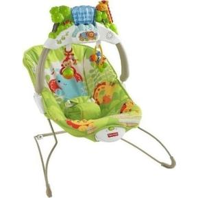 Fisher Price Rainforest Friends Deluxe Bouncer Style